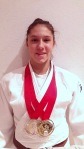 best female judoka